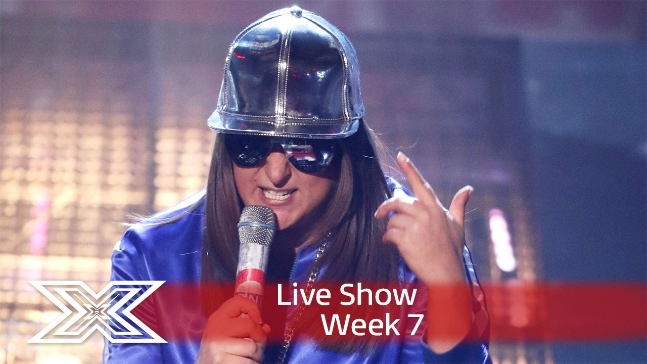 Download Honey G mashes it up for Movies Week! | Live Shows Week 7 | The X Factor UK 2016