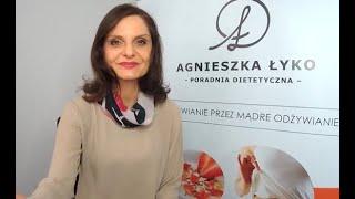 Zmiana nawyków żywieniowych! 4 argumenty, żetonajlepszy moment Agnieszka Łyko dietetyk
