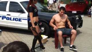 Repeat youtube video LurdyV8, 2013.05.11., Ford Crown Victoria, Police car, sexy  wash 03