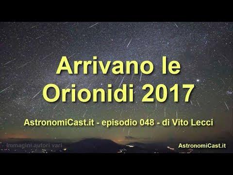 Orionidi 2017