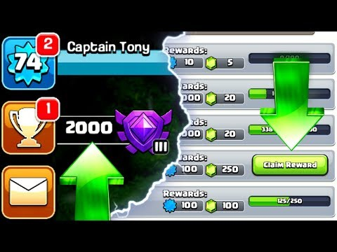 """2000!!!! UPDATE CLUE FROM SUPERCELL """"Q"""" - Clash Of Clans"""