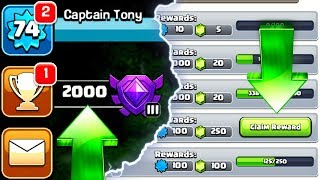 "2000!!!! UPDATE CLUE FROM SUPERCELL ""Q"" - Clash Of Clans"