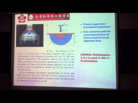 Yung-Chiang Lan, Plasmonic Metamaterials: Metal-Dielectric Multi-layered Structures Part II
