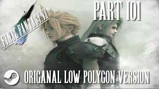 FF7 Longplay – Part 101: Sephiroth & Clouds past