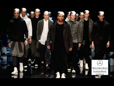 SONG FOR THE MUTE WITH LUPE FIASCO: MBFWA SS 2014/2015