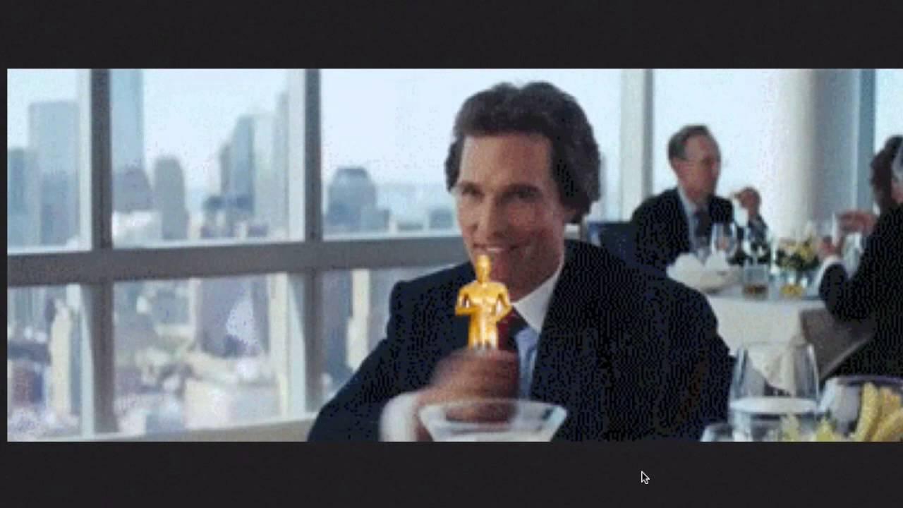 Matthew McConaughey ta...