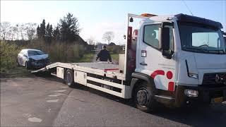 16.04.2019 Trafik ulykke - Horsens
