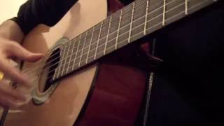 "Me playing ""Jasco"" by Sepultura. Written and performed by Andreas K..."