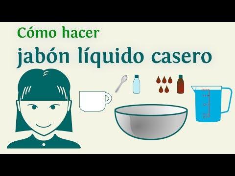 Universidad privada del norte elaboraci n de jab n liquido - Fabricar jabon casero ...