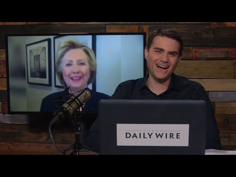 The Ben Shapiro Show Ep. 161 - Hillary Short-Circuits, Trump Falls Apart