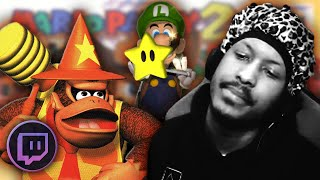 The Most DISRESPECTFUL Game of Mario Party 2 Ever (CPU LUIGI CHEATS)
