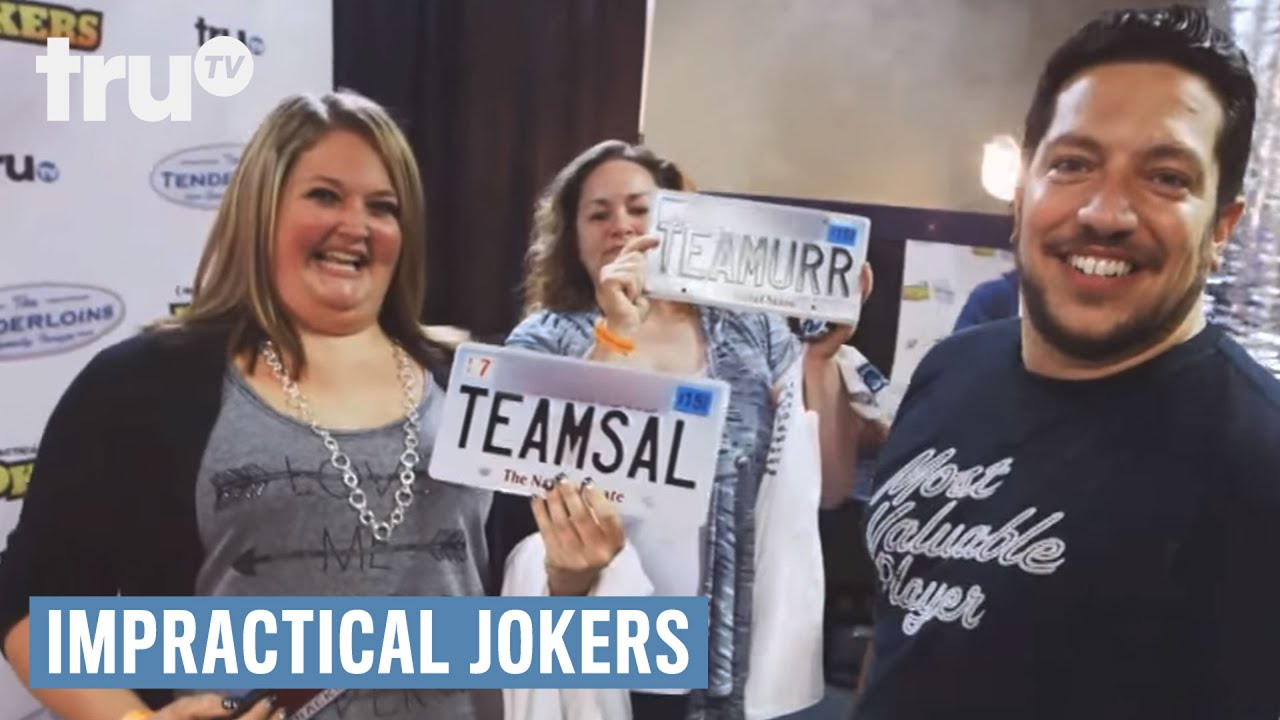 Impractical jokers sals superfans youtube impractical jokers sals superfans m4hsunfo
