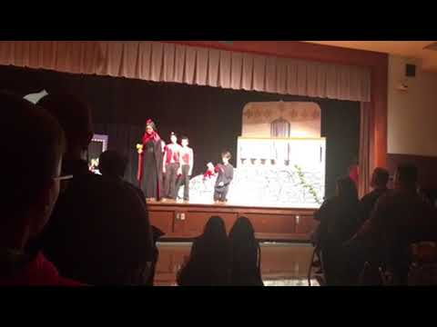 Aladdin Hopewell middle school roundrock,TX January 20,2018