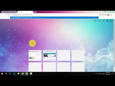 How to download original Windows 7 Service Pack Free from Microsoft !