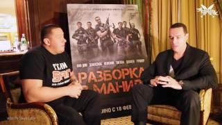 Разборка с Александром Невским #3 Удаленное видео с канала Михаила Кокляева