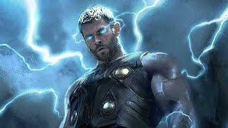 Посвящается Тору | God of Thunder (клип)