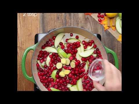 Friendsgiving Rum Punch Drink Recipe | Captain Morgan & Tasty