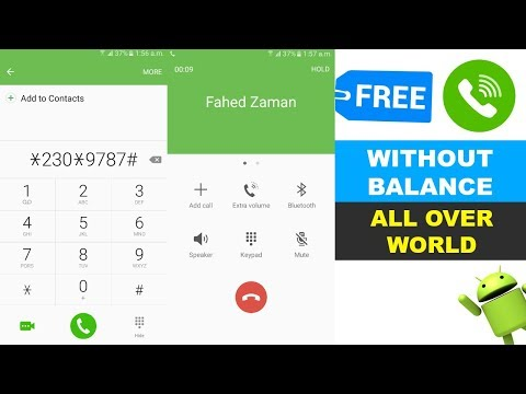 Make Unlimited Free Calls on Mobile & Landline Numbers in All over World