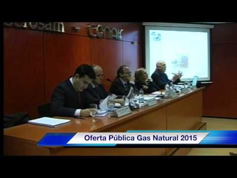 OFERTA PUBLICA GAS NATURAL MADRID 2015