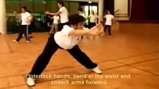30 min tai chi qi,  gong warmup and excercise