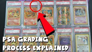 HOW TO GET PSA 10 POKEMON CARDS! | PSA Card Grading Process Explained