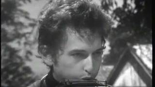 Bob Dylan- BBC Tonight Show- With God on Our Side (1964)