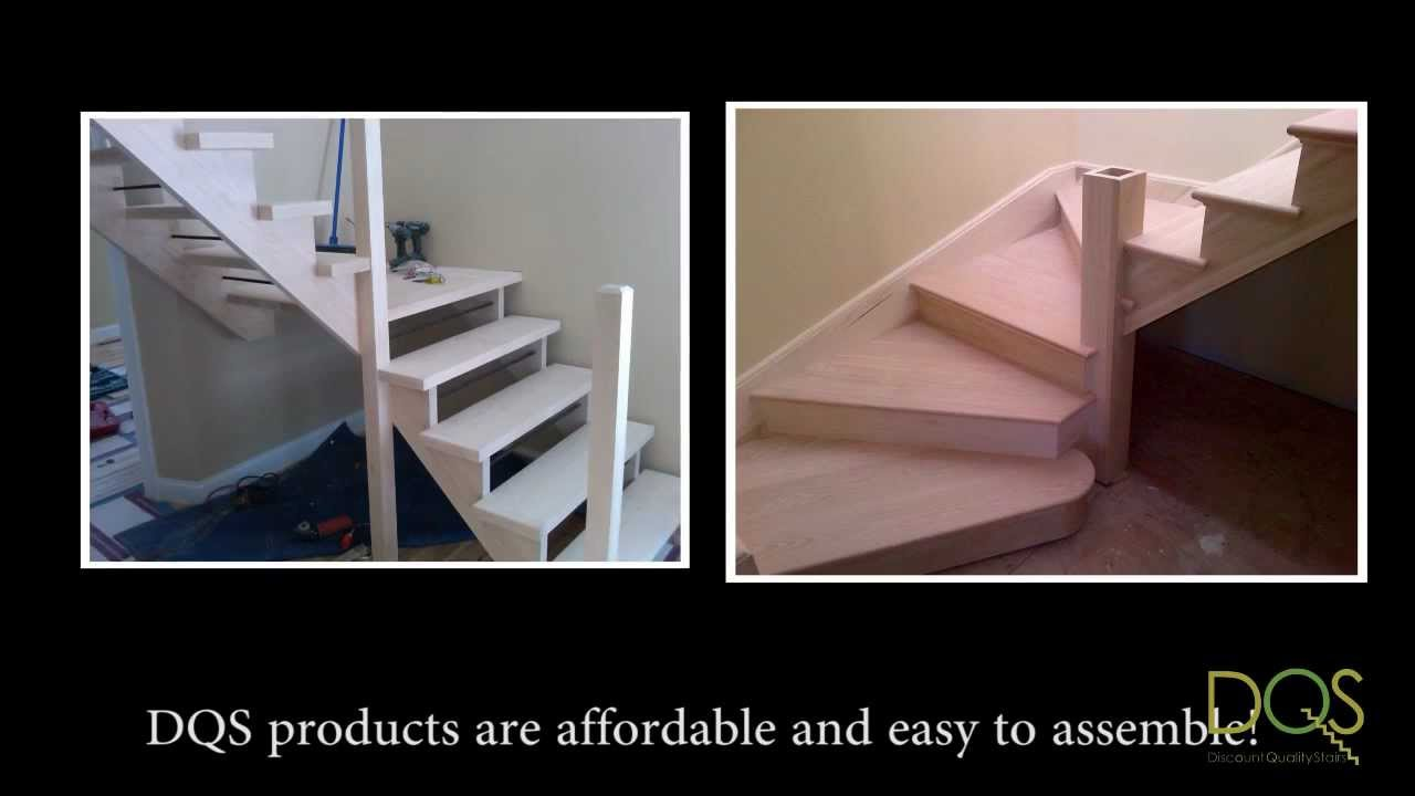 Why Not Get My Stairs Locally Instead Of A Wood Stair Kit