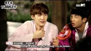 [24.09.2013] Rookie King/Channel Bangtan 4.Bölüm 1.Part (Türkçe Altyazılı)