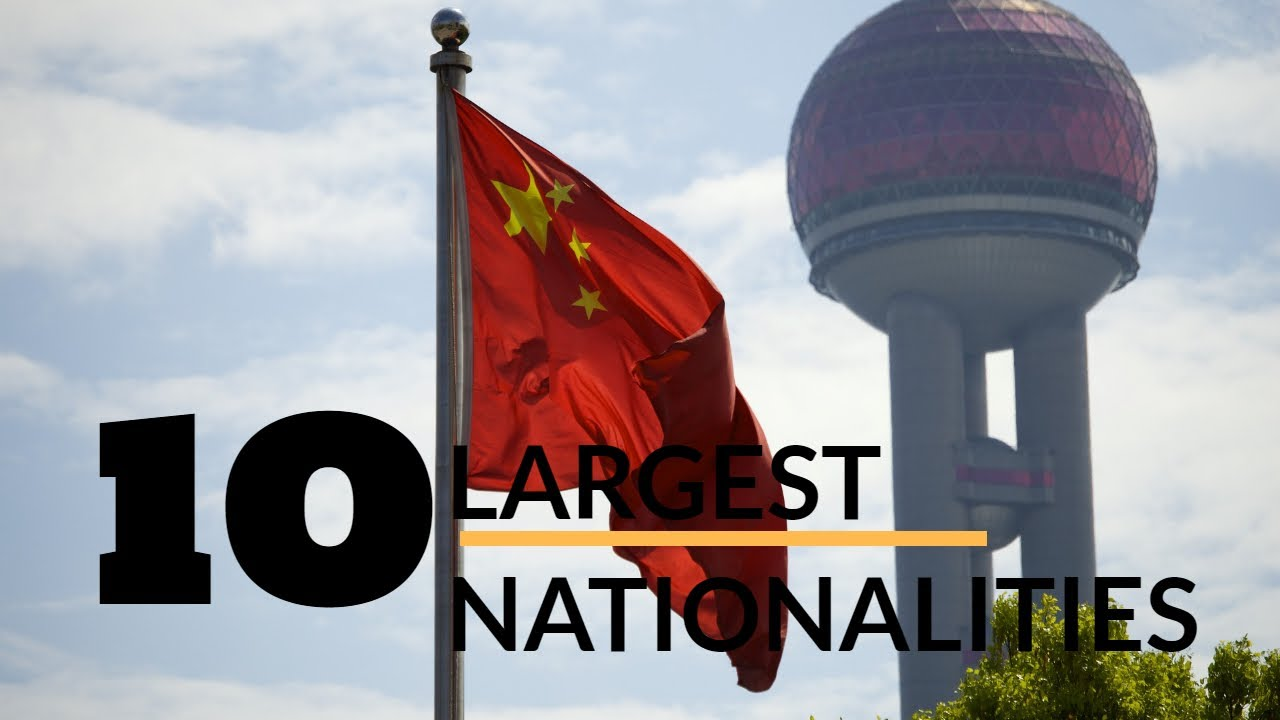 TOP 10 - FOREIGNERS LIVING IN CHINA - YouTube