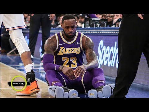 LeBron is disinterested in the rest of the NBA Season - Brian Windhorst | Outside the Lines