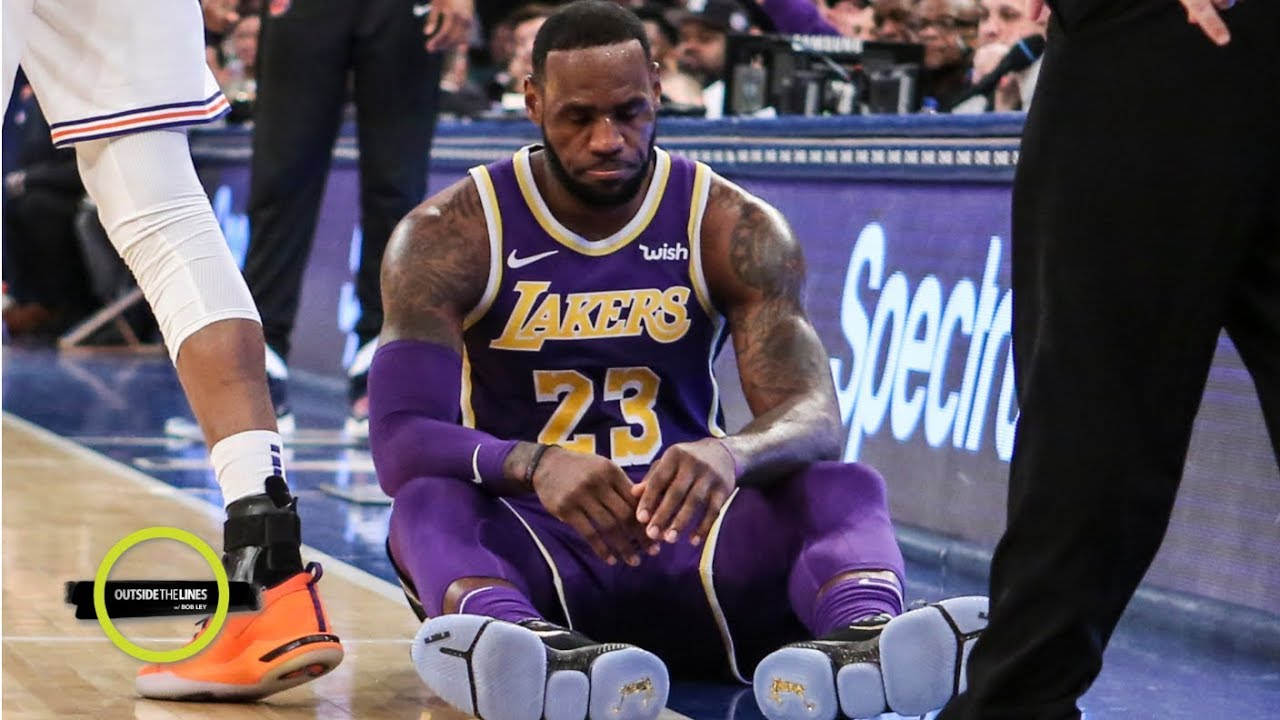 LeBron is 'disinterested' in the rest of the NBA Season - Brian Windhorst   Outside the Lines