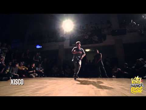 Robin, Xisco, Tsipatron | Judges showcase at Rockets City Battle 2014