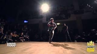 Robin, Xisco, Tsipatron | Judges showcase at Rockets City Battle 2014