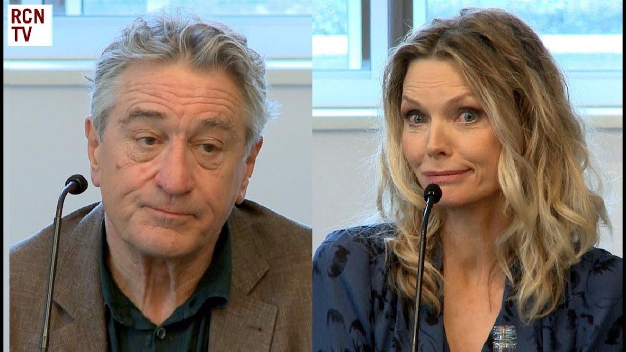 Michelle Pfeiffer and Robert De Niro reunite for new film TEN years after Stardust