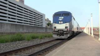 [HD] Amtrak Lake Shore Limited [AMTK 48]- Cleveland, OH
