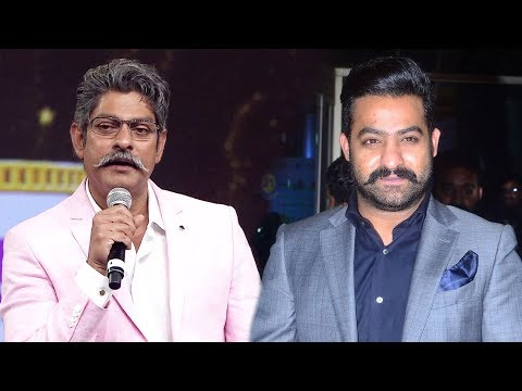 Jagapathi Babu talks about Jr. NTR's Daring Style
