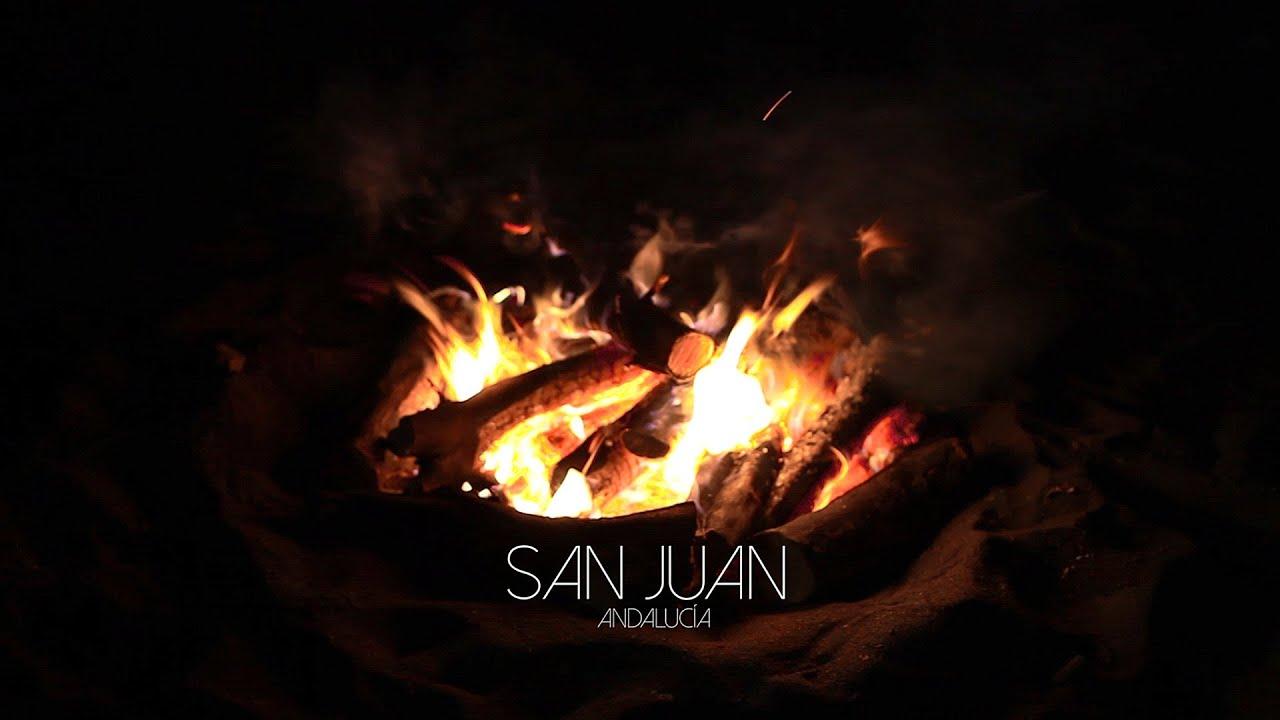 Hogueras De San Juan En Málaga