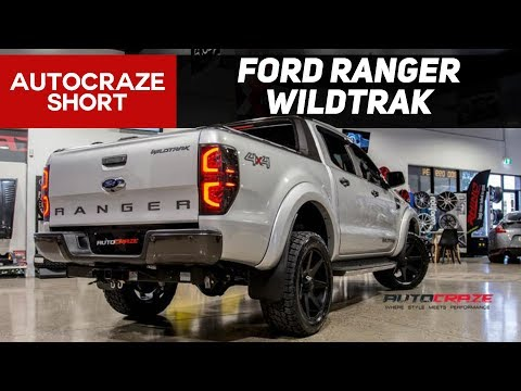 🚧 DUBBO DESTROYER 🚧 Ford Ranger -  Ultra Tempest Rims & Tyre Packages , Flares & More | AutoCraze
