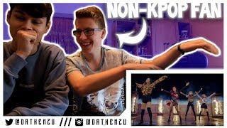 KPOP REACTION - (BLACKPINK - '불장난 PLAYING WITH FIRE) + NON KPOP FAN[German/Deutsch]   Kenzu