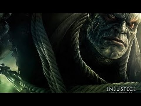 Injustice: Solomon Grundy Born on a Monday