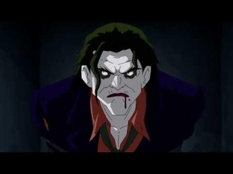 Batman vs el joker vs Robin