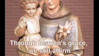 Hymn to Saint Anthony of Padua, Sampaloc