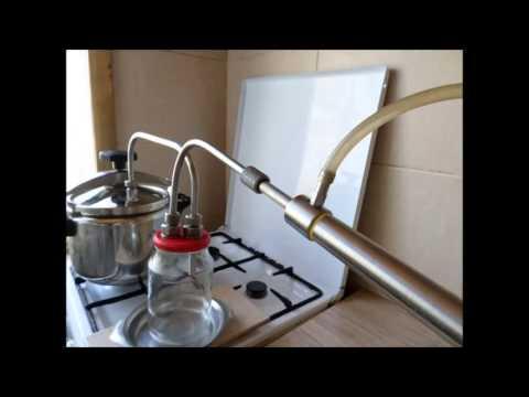 Смотреть самогонные аппараты из скороварок домовенок 2 самогонный аппарат инструкция