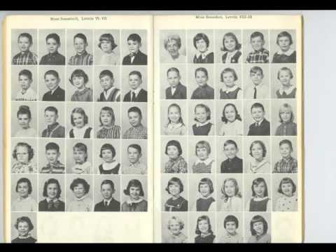 Whitmore Bolles Elementary School Yearbook, Dearborn, Michigan 1965-66