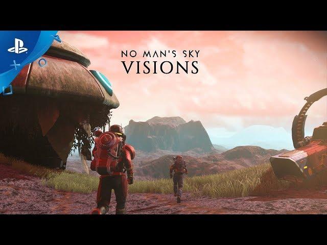 ca793a578e9 Atualização Visions será lançada amanhã para No Man s Sky  veja ...