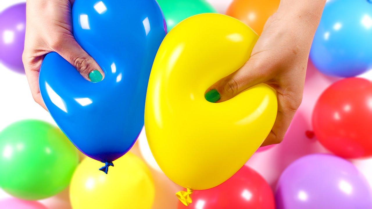 GLOBOS Aprende los Colores Divirtiendote Aprender Jugando en