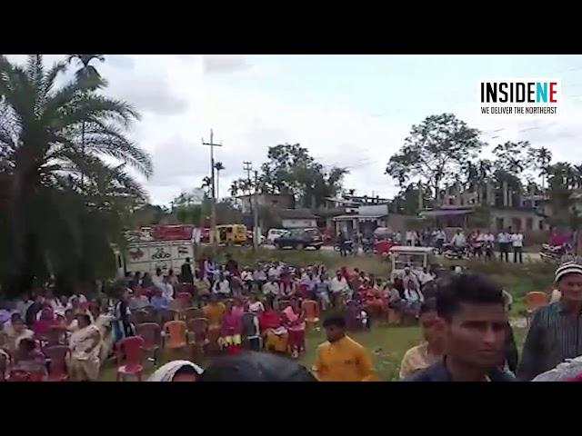 Ajit Bhuyan, Assam Intellectual, Leads Chants against 'CAA' in Tezpur
