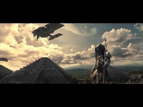 Alien vs Depredador - Historia de Depredadores