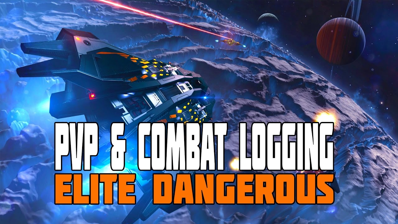 Elite Dangerous - PvP and Combat Logging Issue