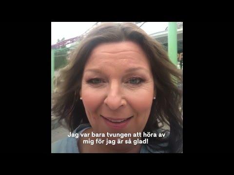 Lotta Engbergs glada överraskning till Norge - Lotta på Liseberg (TV4)